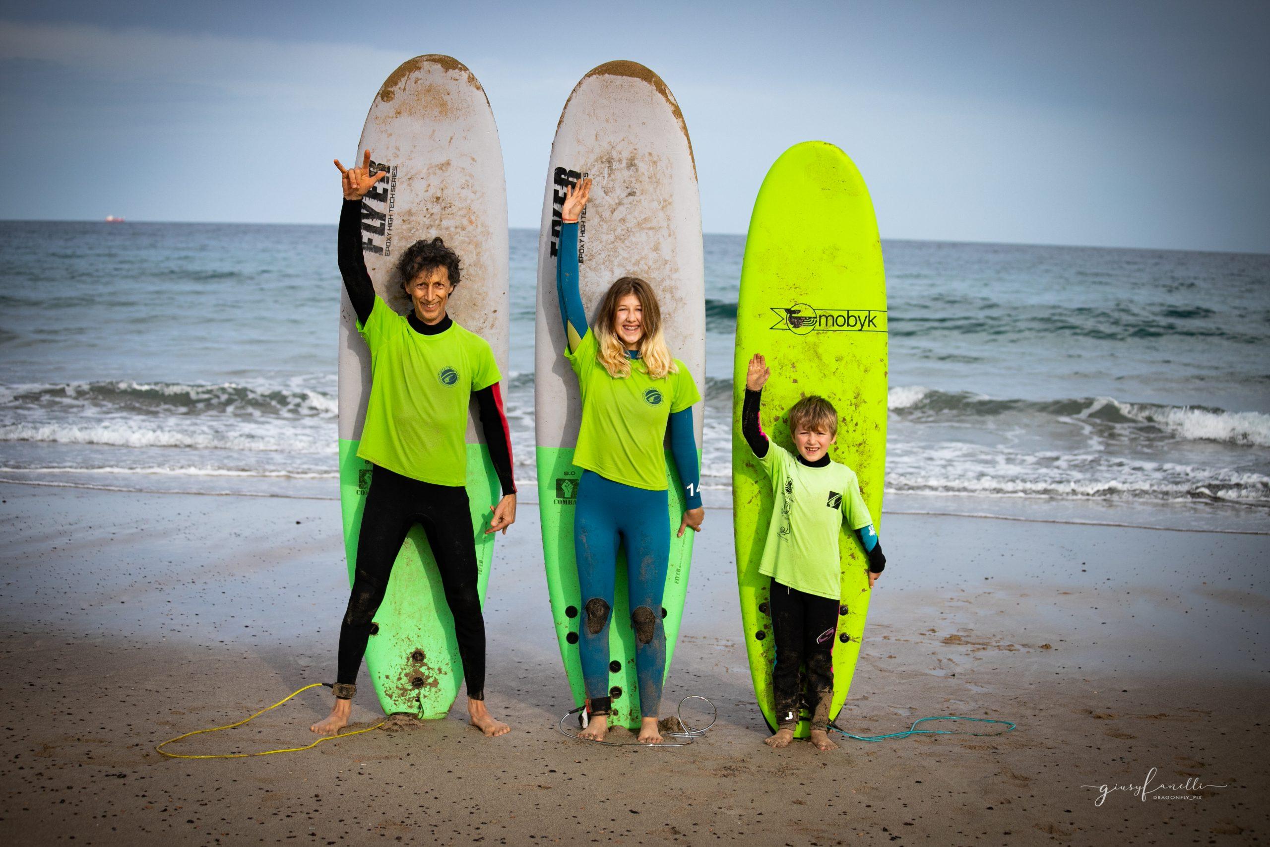 Tabla de surf para principantes